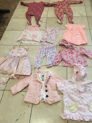 Baby clothes girl 18 months for Sale in City of Industry, CA