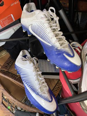 Nike cleats size men's 11 excellent condition for Sale in San Bernardino, CA