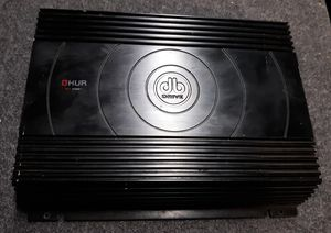 DB Drive A7 1500.1 Class D Monoblock Amplifier for Sale in Gonzales, LA