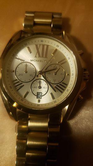 Michael kors gold watch for Sale in Wichita, KS