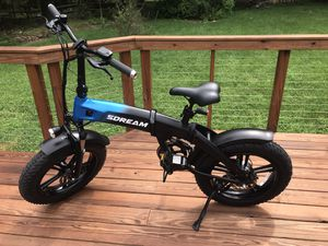 Tesla of eBikes for Sale in Great Falls, VA
