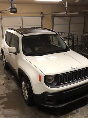 2017 Jeep renegade for Sale in Saint Germain, WI