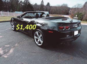 🍀$14OO Selling my 2011 Camaro SS.🍀 for Sale in Newark, NJ