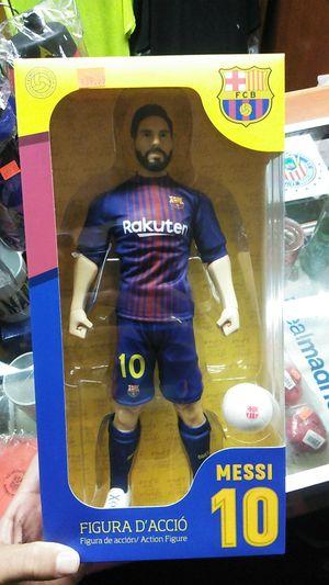 FC Barcelona Lionel Messi Action Figure for Sale in Phoenix, AZ