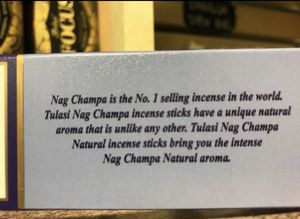 Used, Nag Champa Incense for Sale for sale  Orlando, FL