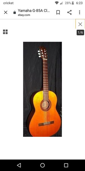 G85 a vintage classic guitar for Sale in Wilsonville, OR