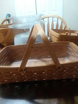 Longaberger basket for Sale in Bloomington, IL