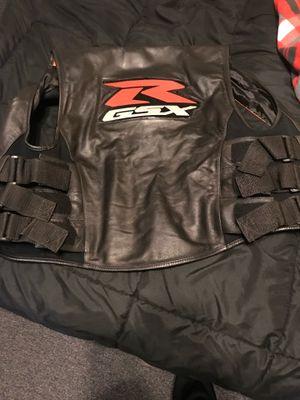 GSXR Motorcycle Vest for Sale in Lemoore, CA