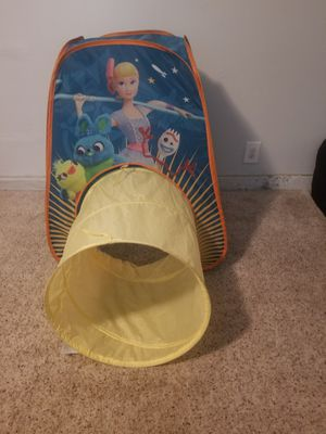 Tent tunnel Toy Story for Sale in Denair, CA