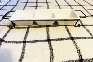 3 Dip Serving Dish for Sale in San Diego, CA