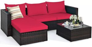 5 Piece Outdoor Patio Furniture Set for Sale in Los Angeles, CA