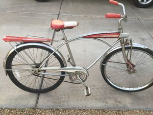 1962 JC Higgins cruiser bike mostly original for Sale in Phoenix, AZ