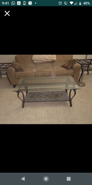 3 piece Coffee Table Set for Sale in Phoenix, AZ