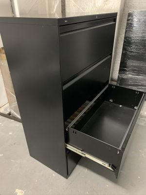 Large file cabinets (2) for Sale in Los Angeles, CA