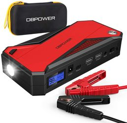 (very popular item) 18000mAh Portable Car Jump Starter for Sale in Torrance,  CA