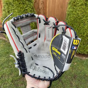"New Wilson A2000 Baseball Glove w/Superskin 11.25"" Model 1788 NWT for Sale in Kenmore, WA"