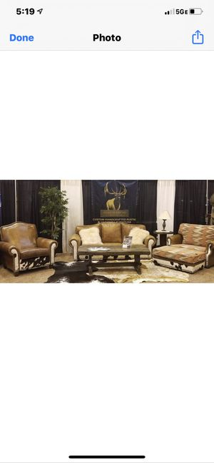 Hand Made Rustic Furniture for Sale in Tuscola, TX