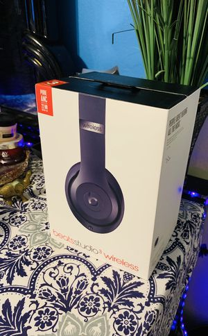Beats Studio 3 Wireless Blue USA for Sale in Winter Garden, FL