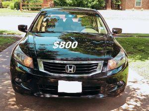 $8OO I'm selling my URGENT 2OO9 Honda Accord CLEAN TITLE. for Sale in Billings, MT