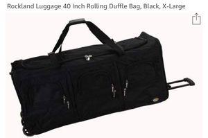 40 inch Duffle Bag for Sale in Washington, DC