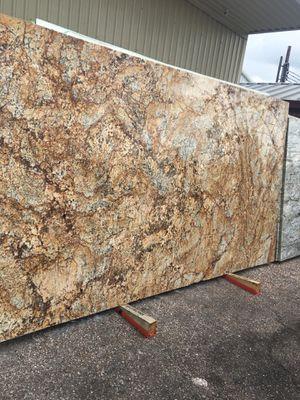 Granite countertops 3cm exotic colors $49.99 square feet installation includes for Sale in Houston, TX
