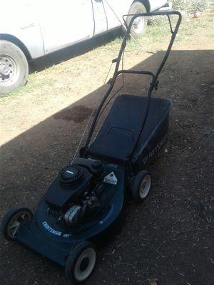 Craftsman lawn mower for Sale in Orosi, CA