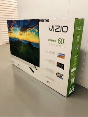 "60"" Vizio D60-F3 4K UHD HDR LED Smart TV 2160p *FREE DELIVERY* for Sale in Lakewood, WA"
