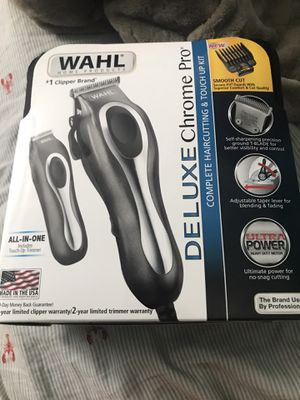 Wahl deluxe chrome pro for Sale in Rockville, MD