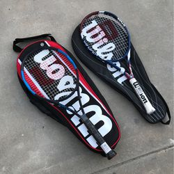 Wilson tennis rackets for Sale in Los Angeles,  CA