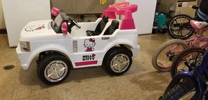 Dynacraft Hello Kitty kids SUV for Sale in Worth, IL
