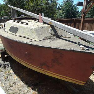 1952 sailboat 450.00 for Sale in Morgan Hill, CA