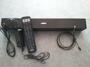 Bose sound bar for Sale in Sterling Heights, MI