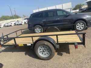Utility trailer 6x10 New (never used) for Sale in Goodyear, AZ