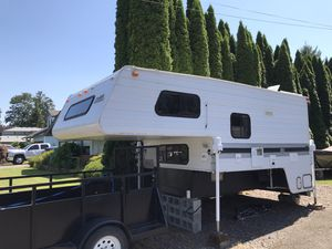 """1996 Northland camper 10'6"""" for Sale in North Bend, WA"""