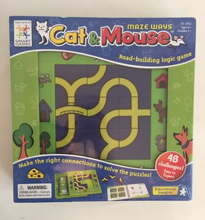Summer Learning: Puzzle Maze Game: New In Box!! for Sale in Riverwoods, IL