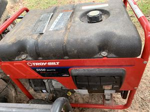 Troy Bolton generator 5550/8550 for Sale in Houston, TX