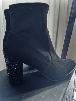Brand New Black Steve Madden Boots Size 7.5 for Sale in Nashville, TN