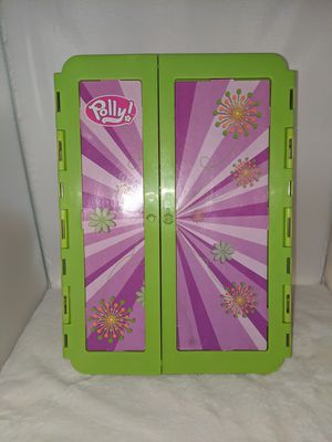 Polly pocket doll accessories case for Sale in Tacoma, WA