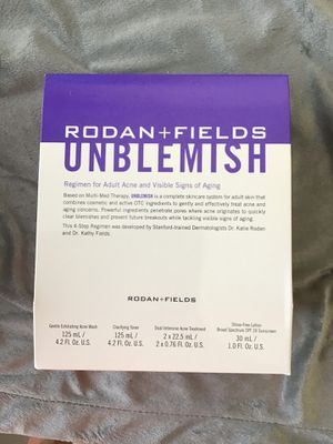 Rodan & Fields Unblemish Regimen for Acne for Sale in Hoffman Estates, IL