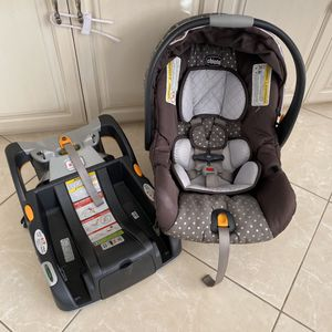 Chicco KeyFit 30 Infant Car Seat - Lilla for Sale in Walnut, CA