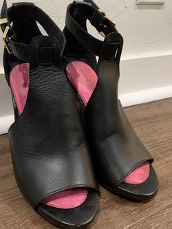 Steve Madden Black Heels 7.5 for Sale in Dallas,  TX