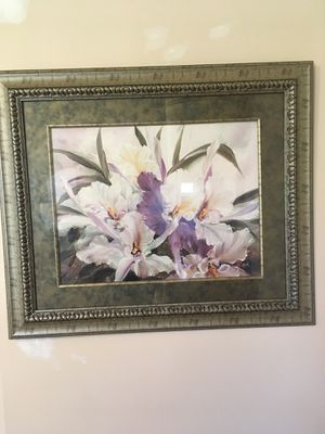 Iris picture for Sale in Battle Creek, MI