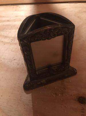 Brass picture frame for Sale in Greenbackville, VA