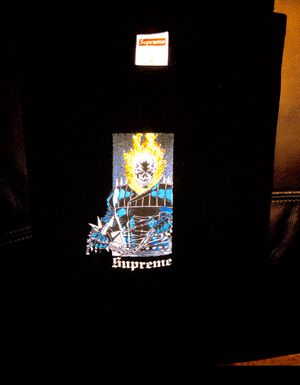 Supreme Ghost Rider Tee medium for Sale in Orlando, FL