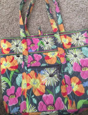 Large Vera Bradley bag/purse for Sale in Mansfield, TX