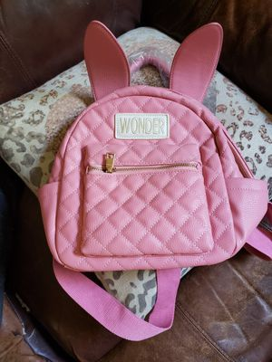 Pink Bunny Mini Backpack NEW for Sale in Cumming, GA