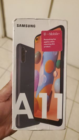 Galaxy A11 32gb for Sale in Riverside, CA