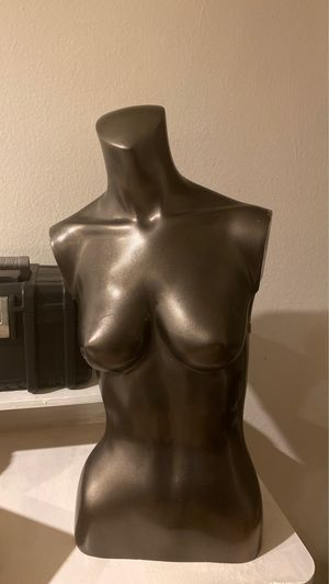 plastics mannequin bust for Sale in Beverly Hills, CA