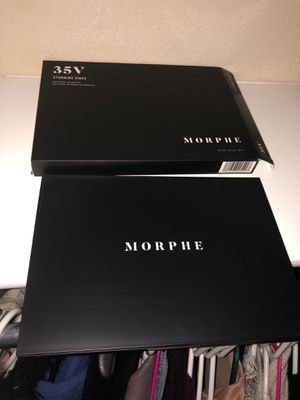 Morphe palette new never used for Sale in Dallas, TX