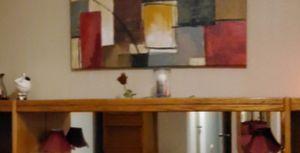Canvas Wall Decor 54x27 for Sale in Salida, CA